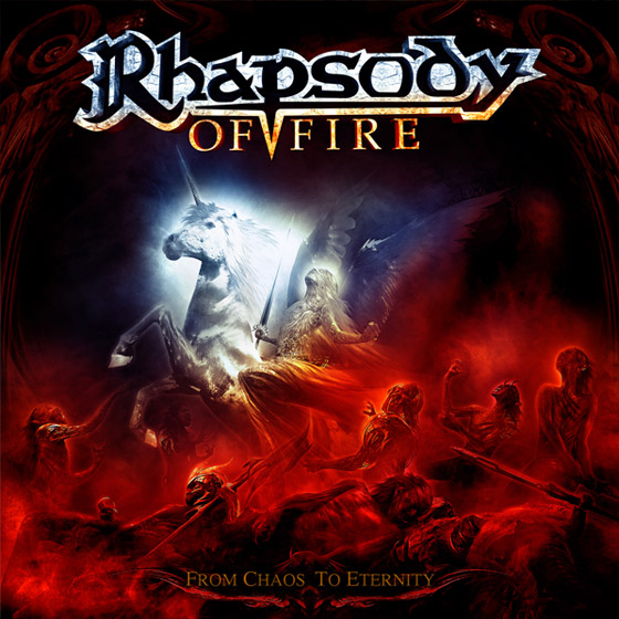 Rapsody Of Fire From Chaos To Eternity